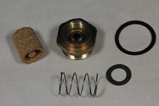 """1965-67 FUEL INLET NUT /& GASKET CHEVELLE HOLLEY 3//8/"""" FEMALE INLET"""