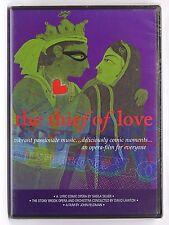 The Thief of Love ~ NEW DVD (2007, Region 0/All) Sheila Silver