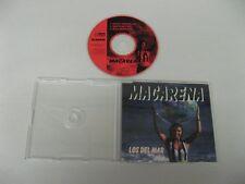 Macarena Los Del Mar single - CD Compact Disc