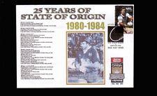 STATE OF ORIGIN 25th ANNIV COV 1980-1984 ARTIE BEETSON