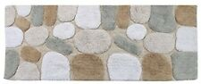 Chesapeake Merchandising 2 x 5 ft. Pebbles Bath Rug Runner Spa 45091 Brand New