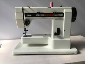 PFAFF HOBBYMATIC 807 SEWING MACHINE MADE IN GERMANY