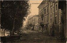 CPA Sommiéres - Quai Sud   (380024)