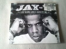 JAY-Z - I JUST WANNA LOVE U - DIGIPAK CD SINGLE