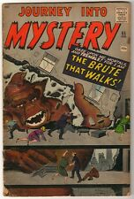 Marvel Comics  VG PRE THOR #65 Journey into mystery BRUTE THAT WALKS 4.0
