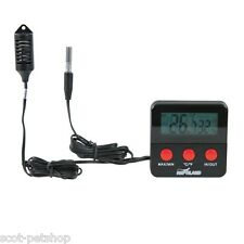 NEW Reptile Digital Thermo Hygrometer with Remote Sensor