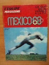 L'EQUIPE MAGAZINE n° 24 : Mexico