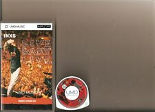 INXS LIVE BABY LIVE WEMBLEY 1991 SONY PSP UMD MUSIC