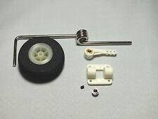 Bugfahrwerk lenkbar Fahrwerk Durchmesser 55 mm