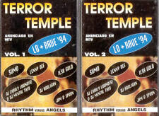CASx2 - Various - Terror Temple - Lo + Rave '94 (NUEVO PRECINTADO - MINT SEALED)