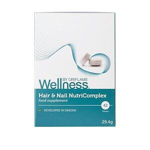 Wellness by Oriflame Hair & Nail NutriComplex