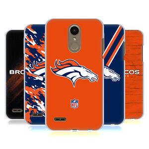 OFFICIAL NFL DENVER BRONCOS LOGO HARD BACK CASE FOR LG PHONES 1