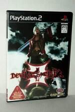DEVIL MAY CRY 3 GIOCO USATO COME NUOVO SONY PS2 ED GIAPPONESE NTSC/J MC5 48329