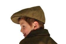 Chapeaux vert pour garçon de 2 à 16 ans