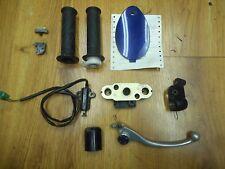 98 - 06 Suzuki GSX750 GSX 750 Katana Lever Throttle Tube Switch Seat Latch I1C5