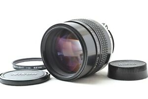 [Near Mint] Nikon Ai-s Nikkor 105mm f/1.8 MF Telephoto Lens from Japan #0267
