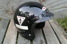 Vintage Bell R-T Motorcycle Helmet