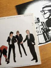 Pretenders Self titled Vinyl Album LP Chrissie Hynde Stereo Real Records 1970