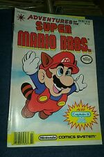 ADVENTURES OF SUPER MARIO BROS #1 $1.50 Price VARIANT 4.0 Brothers Nintendo 1991