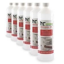 6 Liter (6 x 1 L) Bioethanol Hochrein 100% Bio Alkohol für Ethanol Kamin