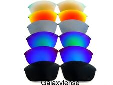 Oakley Replacement Lenses For Half Jacket 2.0 Black&Blue&Green&Gray&Red&Gold