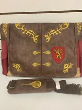 GOT Game of Thrones King's Landing Messenger Bag Exclusive Lannister Baratheon