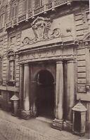 Italia Genova Genoa Foto Vintage Albumina Ca 1880