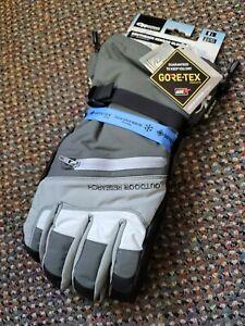 Outdoor Research Men's Southback Sensor Gloves ski snowboard gore-tex size L