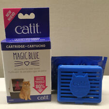 Catit Magic Blue Air Purifier for Litter Boxes