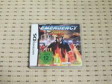 Emergency 2012 für Nintendo DS, DS Lite, DSi XL, 3DS