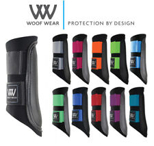 Woof Wear COLOUR FUSION CLUB BRUSHING BOOTS all colours and sizes available!