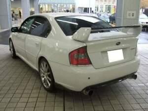 Subaru Legacy BL5 Overlay Gialla