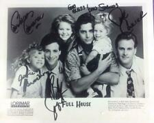 REPRINT - FULL HOUSE Cast TV Autographed Signed 8 x 10 Photo Poster Man Cave