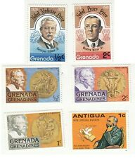 Nobel Prize winners Grenada and Antigua Woodrow Wilson Christiaan Eijkman etc.