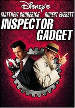 Inspector Gadget New DVD