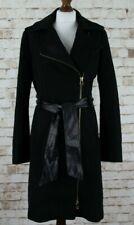 MANGO SUIT Black Coat size L