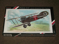 "Special Hobby 1/48 Phonix D.II 'Austro-Hungarian WWI Fighter"" - Factory Sealed"