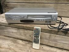Emerson HQ VCR Player Recorder EWD2203 w Remote VHS Works DVD Does Not