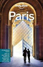Lonely Planet Reiseführer Paris von Nicola Williams, Catherine Le Nevez und Christopher Pitts (2017, Taschenbuch)