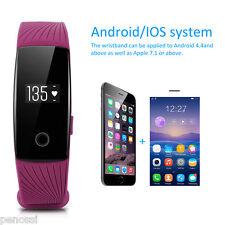 Diggro ID107 Reloj Pulsera inteligente BT Call/SMS Impermeable para IOS Android