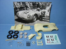 PORSCHE  550  SPYDER  LE  MANS  1955  NUMERO  62  VROOM   KIT  1/43  NO  SPARK