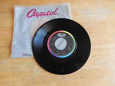SHERRY KEAN sever the ties /i want you back CAPITOL  CANADA LABEL 45