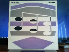 VINTAGE VINYL LIMITED EDITION Split Enz by Waiata A&M FOR DEMO ONLY PROMOTIONAL!
