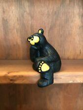 "Retired ""BearFoots"" Bears by Jeff Fleming: Shelf Edge Bear"