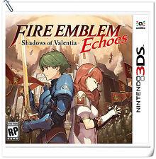 3DS Fire Emblem Echoes: Shadows of Valentia Nintendo Tactical RPG Games