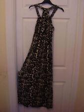 New Look Viscose Animal Print Maxi Dresses for Women