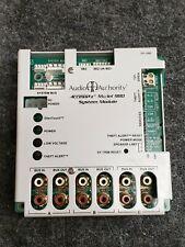 Audio Authority Model 980 System Module