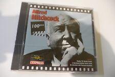 ALFRED HITCHCOCK 100 EME . TAKE 100.MILAN CD NEUF EMBALLE.BERNARD HERRMANN.