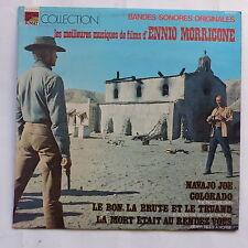 bo Film OST Les meilleures musiques de films ENNIO MORRICONE SLS 50248  WESTERN