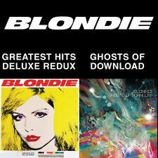 BLONDIE - BLONDIE 4(0)-EVER: GREATEST HITS/GHOSTS OF DL 2 CD + DVD NEW+